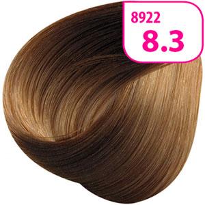 тон 8.3 «Светлый блондин золотистый»