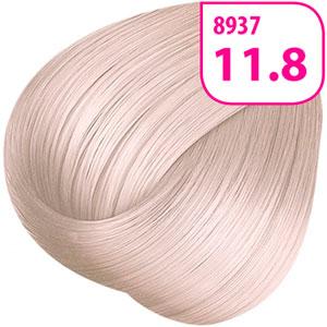 тон 11.8 «Ультраосветляющий блонд жемчужный»