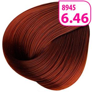 тон 6.46 «Темный блондин медно-красный»