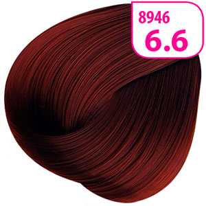 тон 6.6 «Темный блондин красный интенсивный»
